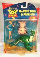 Disney's PIXAR Toy Story 2 Barbie Doll & Friends Action Figure