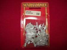 Warhammer Señor Caos en corcel caos