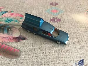 Voiture Miniature Citroen CX Tissier Penthouse Camping Car au 1/43