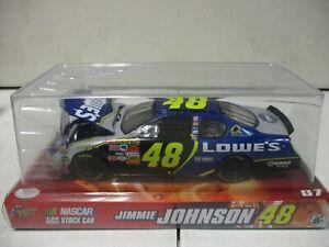 2007 Winner's Circle Jimmie Johnson Lowes 1/24