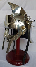 Medieval Roman Gladiator Armor Helmet Movie Replica Helmet Spartan Knight Helmet