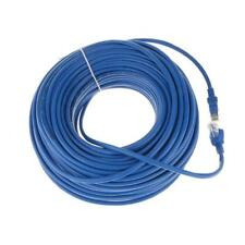 50M Ethernet Cable Supports Cat5e/Cat5 RJ45 Computer Networking Cord