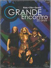 DVD + 2CDS ALCEU, ELBA RAMALHO E GERALDO - O GRANDE ENCONTRO 20 ANOS [BRAZILIAN]