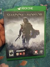 Middle Earth: Shadow of Mordor (X-BOX ONE) EXCELLENT DISC DAMAGE CASE