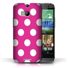Étuis, housses et coques roses HTC One pour téléphone mobile et assistant personnel (PDA) à motifs