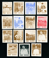 Germany Sports Stamps Lot of 15 items 1930 Complete Set