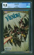 Venom #162 CGC 9.8 Dave Johnson 1:50 Incentive Variant Cover Edition 2018