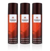TABAC Original Deodorant Anti-Perspirant, 200 ml - Pack of 3