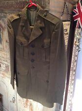 Genuine Vintage US Marine Navy Dress Uniform Jacket 1950s Military America