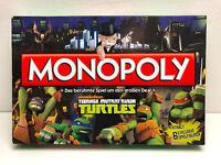 TMNT Turtles Monopoly von Winning Moves Brettspiel Gesellschafts Familien