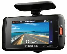 Kenwood Drv-w630 Drive Recorder Widequad-hd WiFi Ta1018 NEW