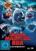 SHARK MADNESS -  2 DVD NEUF