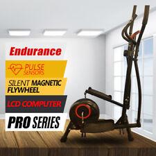 NEW ENDURANCE Elliptical Cross Trainer Exercise Bike Fitness