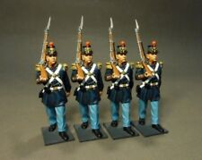 John Jenkins American Civil War Dex01Bn Four U.S. Marines In Full Dress #1 Mib