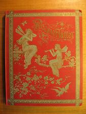 ~1880 Poesieblätter Eine Sammlung deutscher Lyrik und Denksprüche