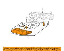 Oldsmobile GM OEM 99-02 Alero-Headlight Head Light Headlamp 22689651