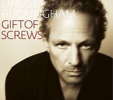 Gift of Screws [Digipak] by Lindsey Buckingham (CD, Sep-2008, Reprise)