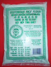 Glutinous Rice Flour 1lb Bag Free Shipping