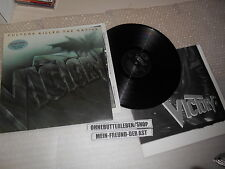 LP Metal Victory - Culture Killed The Native (11 Song) +Poster METRONOME / OIS