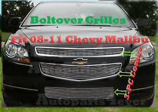 Billet Grille 3PC for 08-11 09 2011 2009 Chevy Malibu