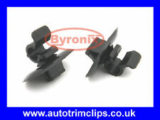 VAUXHALL VIVARO BONNET STAY RETAINING CLIPS PLASTIC HOLDER FOR ROD ARM STRUT X 2