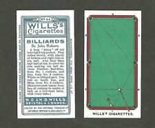 Wills Pre - 2nd World War Collectable Trade Cards