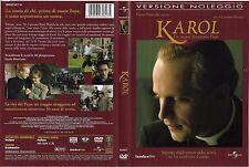 KAROL UN UOMO DIVENTATO PAPA (2004) dvd ex noleggio