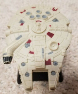 STAR WARS - MILLENIUM FALCON -  WITH STAND  - Taco Bell