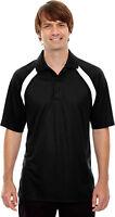 Extreme Men's Casual Short Sleeve Polyester Pique Polo Shirt Tee Top. 85104