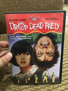 Drop Dead Fred DVD, ORIGINAL RELEASE COMEDY CULT CLASSIC Phoebe Cates