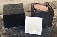 MICHAEL KORS Watch Box Caja Reloj Lexington Sofie Acces Bradshaw Ritz