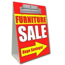 Furniture Sale Economy A Frame Sign 24 Wide By 36 Tall Made In The Usa
