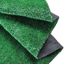 33ft/66ft Artificial Grass Carpet Green Fake Synthetic Garden Landscape Lawn Mat