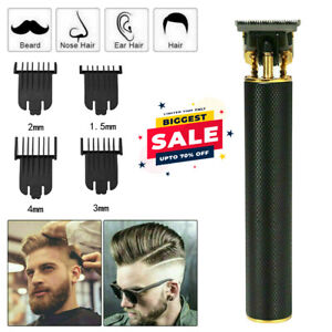 Professional Mens Hair Clippers Shaver Trimmers Machine Cordless Beard Electric