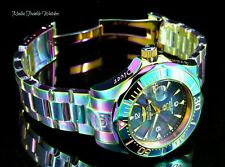 Invicta Mens 47mm Grand Diver Automatic Black MOP Dial IRIDESCENT Bracelet Watch