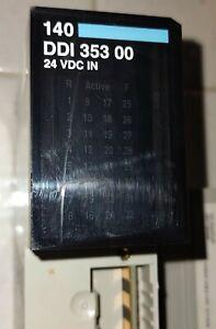SCHNEIDER MODICON QUANTUM 140DDI35300 DC IN 24V 4X8