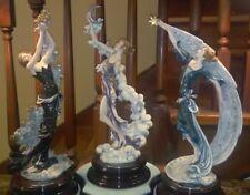 Original Florence Giuseppe Armani figurines Ltd Ed Stardust,Silver Moon,@ Comet