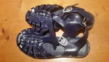 MEDUSE JELLY SHOES SANDLES MARINE/DARK BLUE SIZE 42/8 BNWT RRP $39.99