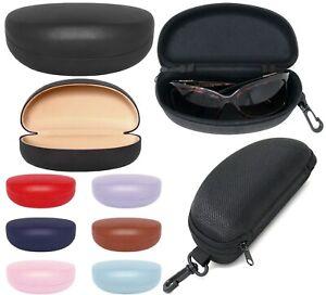 Glasses Oversized Box Sunglasses Protector Travel Hard Clamshell Eyeglass Case