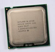 Intel Core 2 Quad Q9400 (SLB6B) Quad Core 2.66ghz/6m/1333mhz Conector 775 CPU