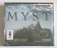 Myst - 3DO Panasonic - Neuf sous blister / Brand New - PAL