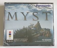 Myst - 3DO Panasonic - Neuf sous blister / Brand New - PAL