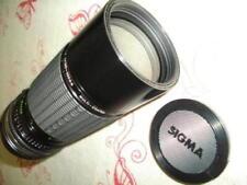 Obiettivi per fotografia e video per Sigma