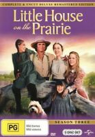 Little House on the Prairie - Season 3 (Remastered) DVD New / Sealed