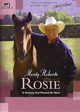 CS Monty Roberts DVD Rosie: A Mustang that Wanted No Rider + The Perfect Match