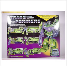 Transformers G1 Devastator reissue brand new Kids Toy Gift Enhanced package