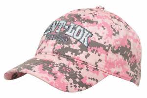 ScentLok Women's Digital Camo Hunting Hat Realtree Pink 12009 OSFA