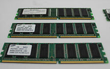 DDR 256Mb Samsung DDR PC2700 333MHz memory module