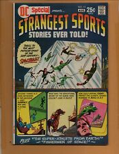 DC Special Presents #13 Strangest Sports Stories Ever Told VF to VF+