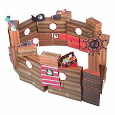 Learning Resources EII-3663 Set,toy,play Fort,pirate (eii3663)